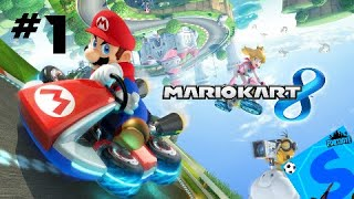 Découverte de Mariokart 8 sur Wii U #1