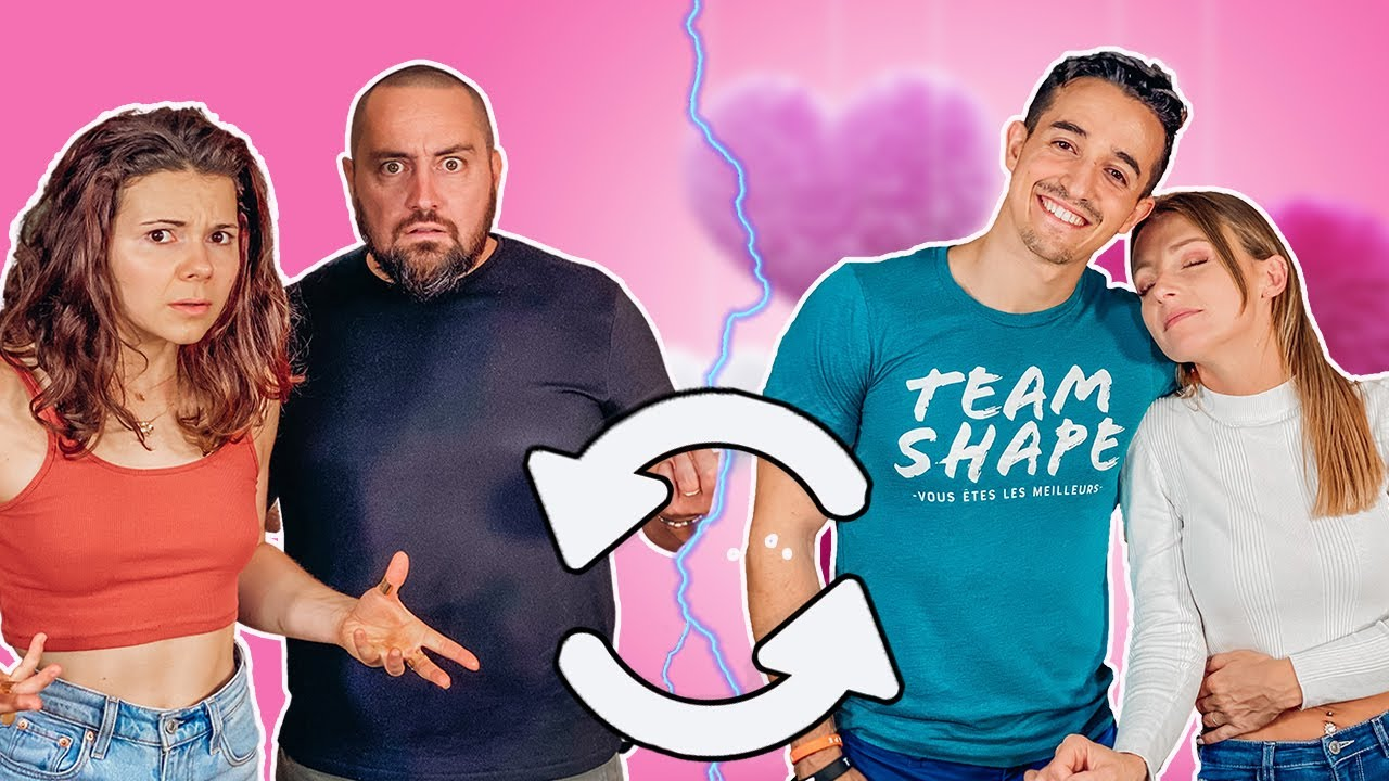 Download ON ÉCHANGE NOS COUPLES ?? Ft @Juju Fitcats & @Tibo InShape