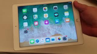 Unboxing refurbished iPad air 2(2018)
