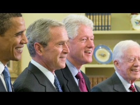 Presidential power trip to Mandela funeral