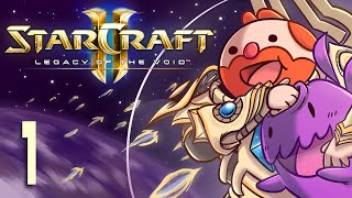 StarCraft II: Legacy of the Void [Part 1] - Prologue: Whispers of Oblivion