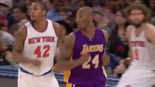 Kobe Bryant's Best Moments at MSG
