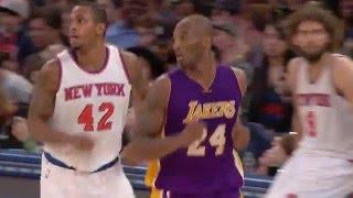 Kobe Bryant's Best Moments at MSG