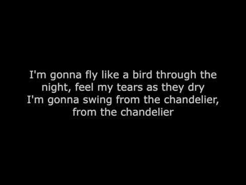 Chandelier - Jasmine ThompsonLyrics
