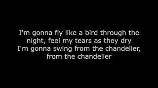 Repeat youtube video Chandelier - Jasmine Thompson  Lyrics