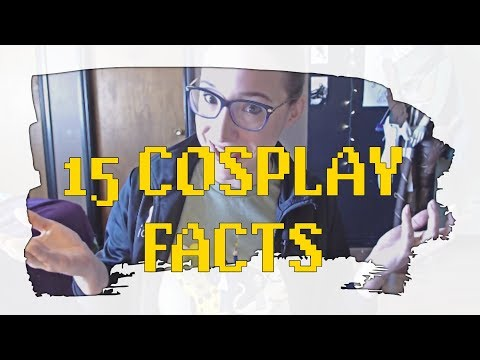 15 INTERESTING COSPLAY FACTS YOU MAY NOT HAVE KNOWN