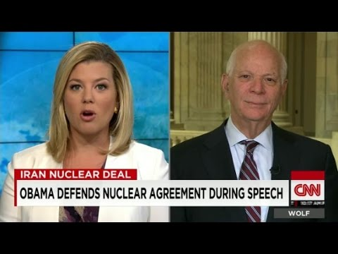 Sen. Cardin Debates Iran Nuclear Deal