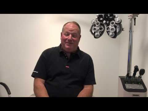 John talks about his LASIK experience with Koch Eye Associates