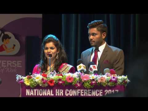 Inauguration - National HR Conference 2017 (Part 01)