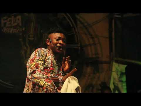 AIRBOY IN CONCERT VIBES EP LAUCH { Nigerian Entertainment}