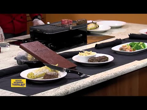 Indoor Grilling works for Fourth of July Recipes