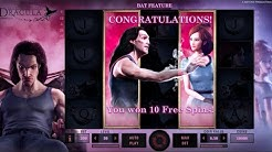 Online Slots Free Spins & £9,700 Big Win | Dracula