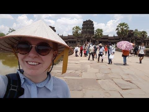 Solo travelling Asia | Cambodia & Bangkok