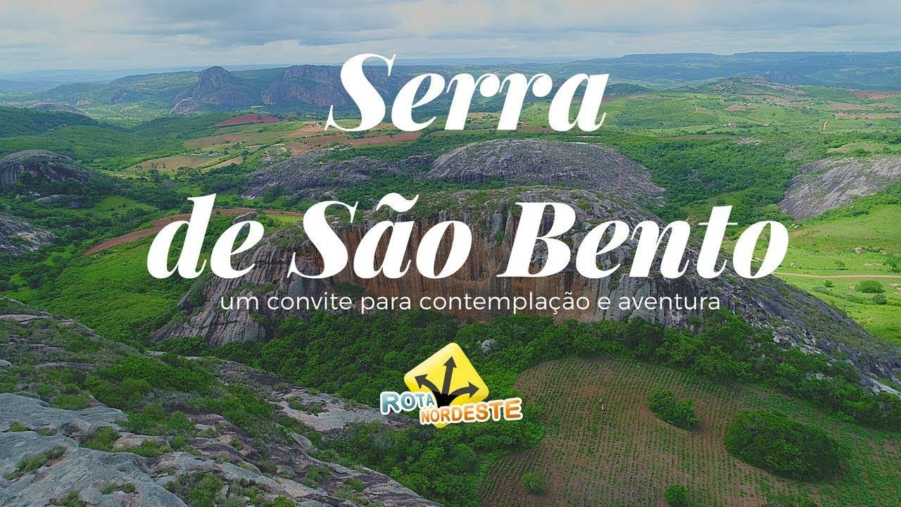 Serra de São Bento Rio Grande do Norte fonte: i.ytimg.com