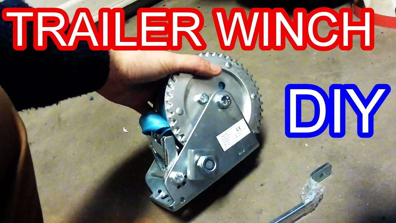 Boat Winch Wiring Trusted Diagram Ramsey 12000 Trailer Electric Solutions