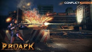 Conflict Frontline Android Gameplay
