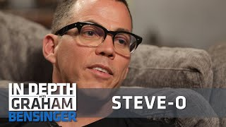 Steve-O: No sex for over a year