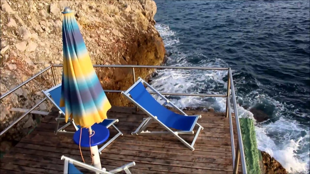 Citta Del Mare 2018 Hotel Terassini Palermo Sicilia Toboggan