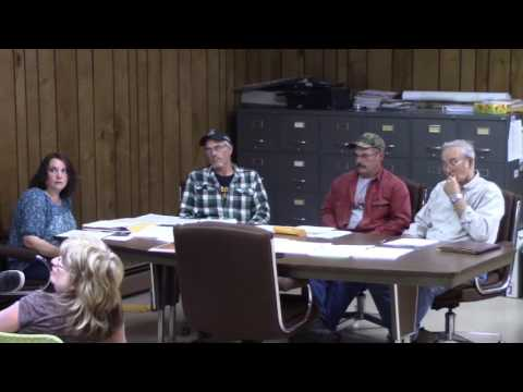 Highland Township Meeting May 10th 2017