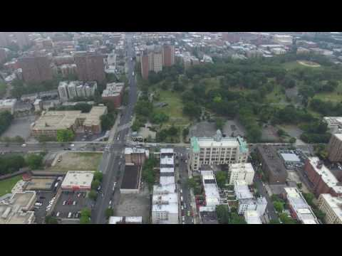 """DJI PHANTOM 3 OVER THE SOUTH BRONX"""