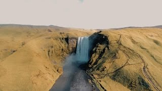 Waterfall hunting in Iceland