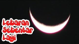 Lebaran Sebentar Lagi - Bimbo - Penampakan Bulan tgl 26 Ramadhan
