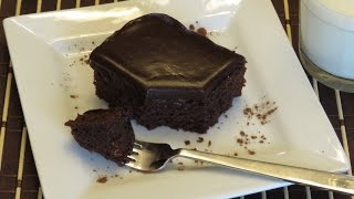 How To Make Triple Chocolate Fudge Brownies Recipe 2015
