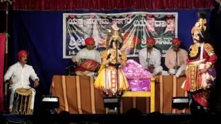 Yakshagana 2016-Thunta gayana-Sri Teerthalli & Sri Yaaji-Sri Herenjal&Sri Hillur-Krishnaarjuna