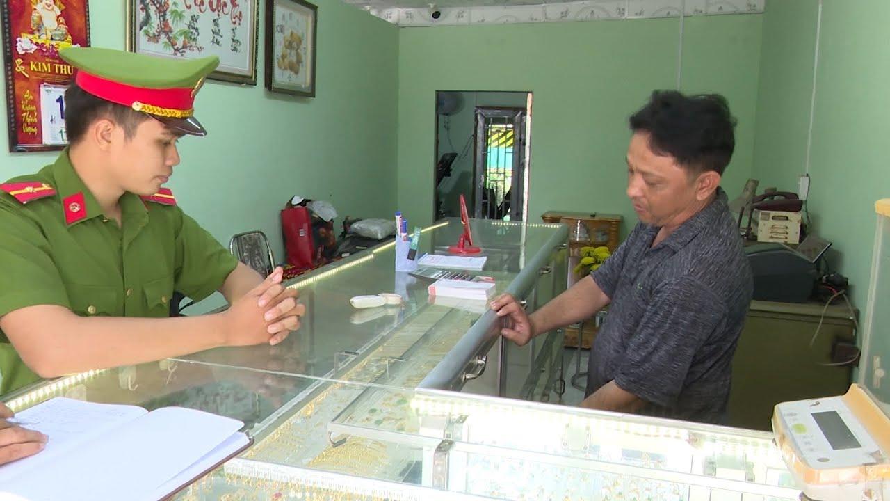 An ninh Tiền Giang: Khám phá vụ án trộm đột nhập tiệm vàng tại TX Gò Công