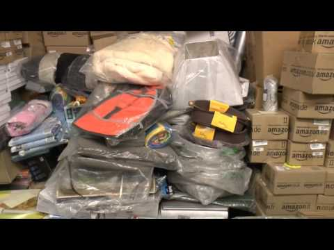 Wholesale Clearance Warehouse walk around 2016
