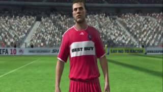 Fifa 10 Vs Pes 2010 -  Faces Hd