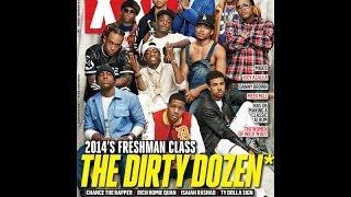 XXL Freshman 2014 (D.Respect)