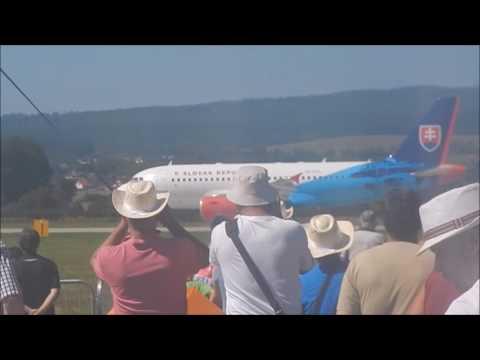 Letecké dni - Slovakia -  Airport Sliač 27.8. 2016/  Air Days - Slovakia - Sliac Airport 27.8.2016