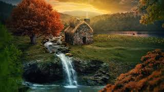 Relaxing Harp Music |  Heavenly Harp Music | Prayer Sleep Reading Music