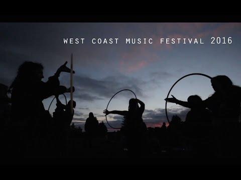 West Coast Music Festival 2016 || Santa Cruz, CA