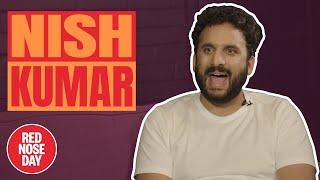 Nish Kumar is a sumo-wrestling champion?!   Comic Relief