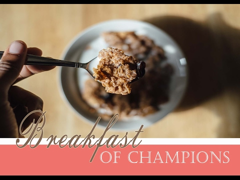 Breakfast Of Champions 19-02-2017