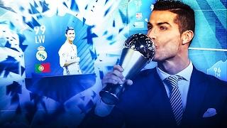 FIFA 17 mój dzień z (TOTY) Ronaldo /specjalny
