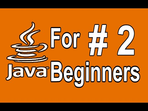 2. Downloading JDK & Eclipse setting up Path - Java Programming Tutorial For Beginners