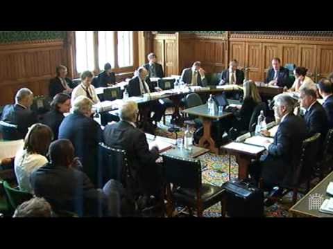 UK draft Communications Data Bill Evidence session: Thursday 12 July 2012,