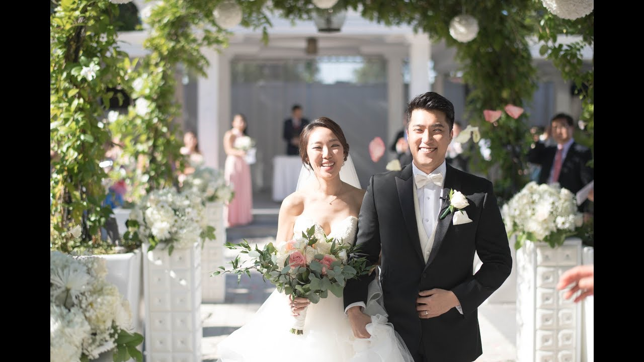 Our Wedding Video Ft A Thousand Years First Dance Bridal Party Entrance Kpop