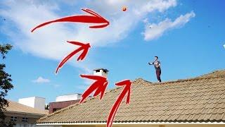 Futebol Em Cima Do Telhado ‹ Portugapc ›