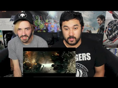 13 HOURS: THE SECRET SOLDIERS OF BENGHAZI Official RED BAND TRAILER #1 REACTION/ REVIEW!!!