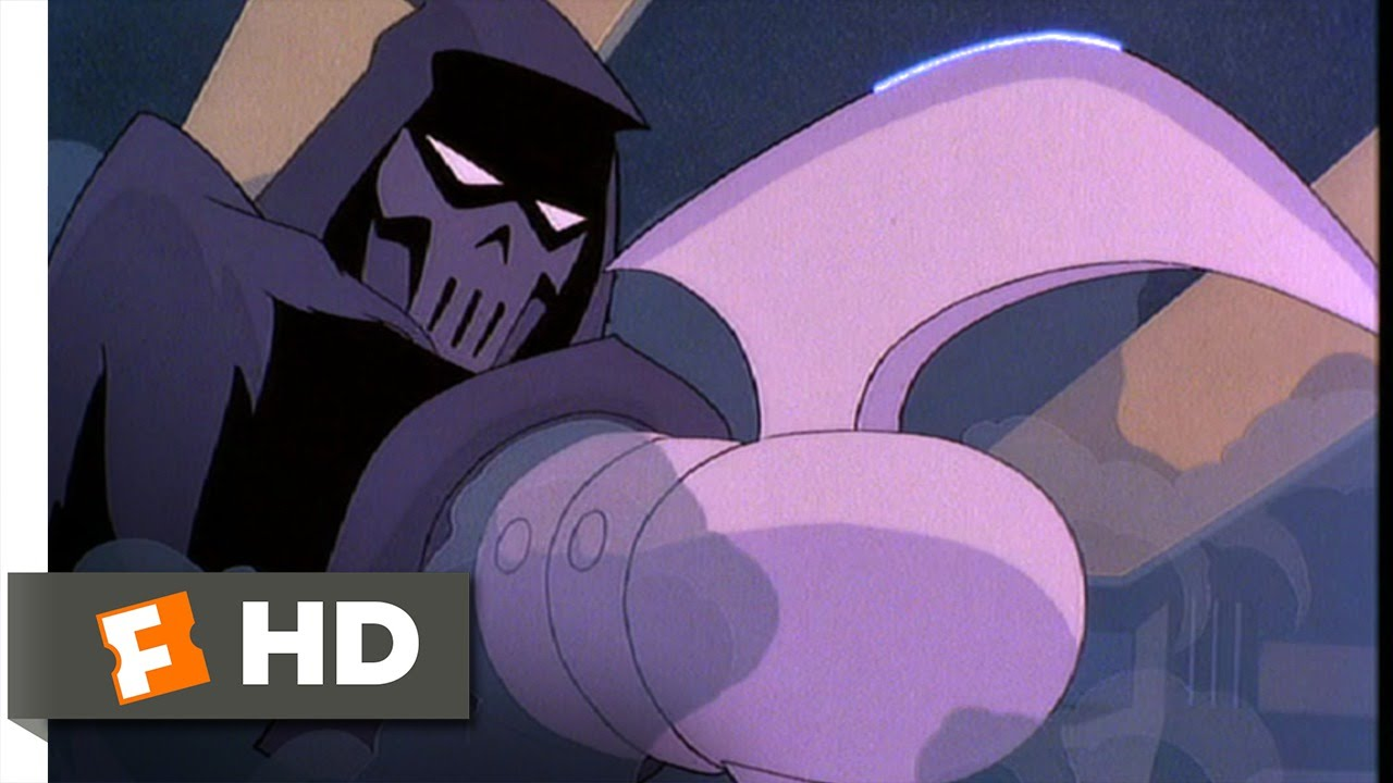 Download Batman: Mask of the Phantasm (1/10) Movie CLIP - Your Angel of Death Awaits (1993) HD