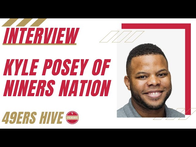 Interview with Kyle Posey of Niners Nation