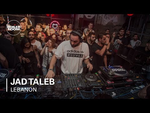 Jad Taleb Boiler Room x Ballantine's True Music: Hybrid Sounds Lebanon DJ Set