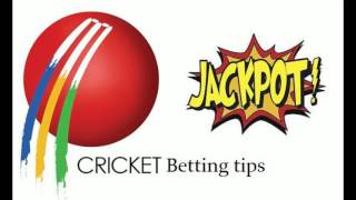 Repeat youtube video How Cricket Betting Predictions is Important to Bet on Cricket?