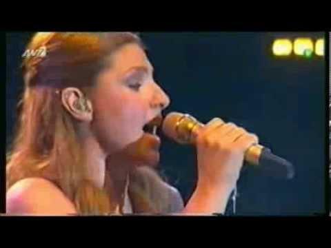 Helena Paparizou - Den Thello Allon Iroa (Live At