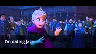 Anna is getting in the way of Elsa's life part 1
