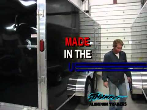 Thunder All Aluminum Trailers by Legend Manufacturing [Save.com].flv